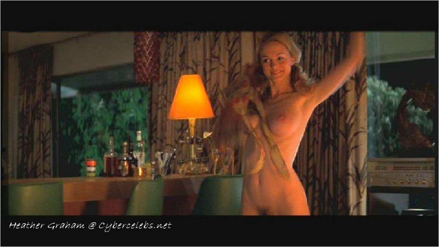 Gratuit graham heather nude