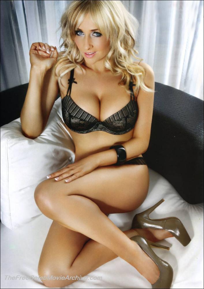 Gemma Merna Nude Pictures.