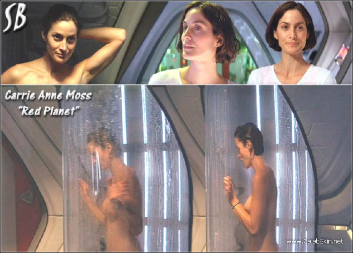 carrie anne moss nude video № 66603