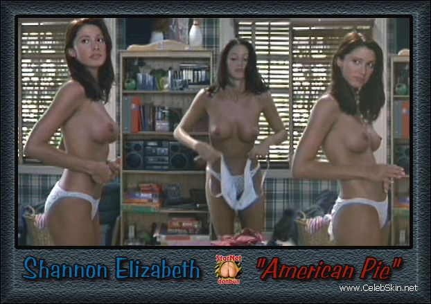 Nude pictures of shannon elizabeth