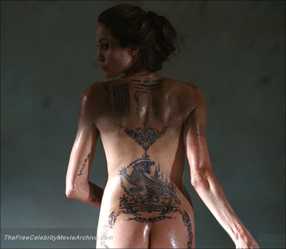 Фото анджелины джоли с вагиной 1 фотография
