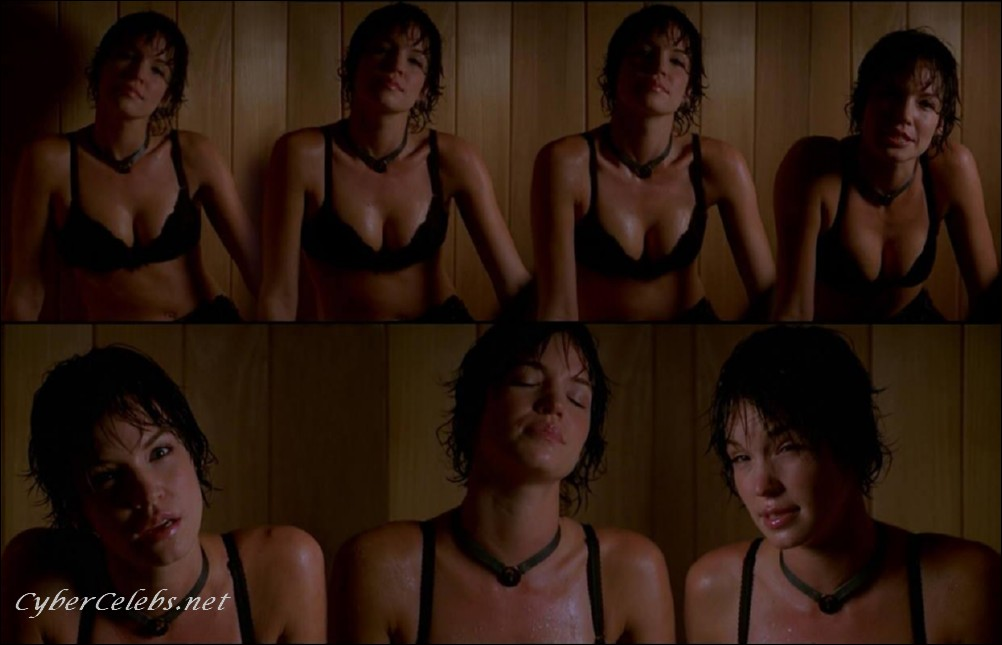 Ashley scott nue just