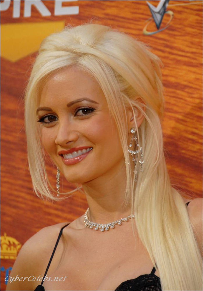 Naked Holly Madison met his
