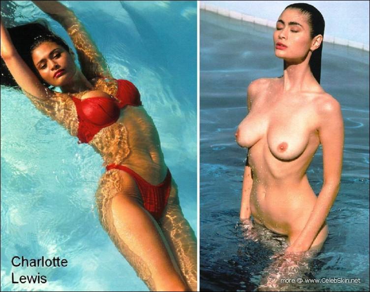 Шарлотта льюис фото голая