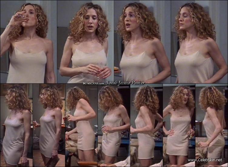Nacktfotos von Sarah Jessica Parker im Internet -