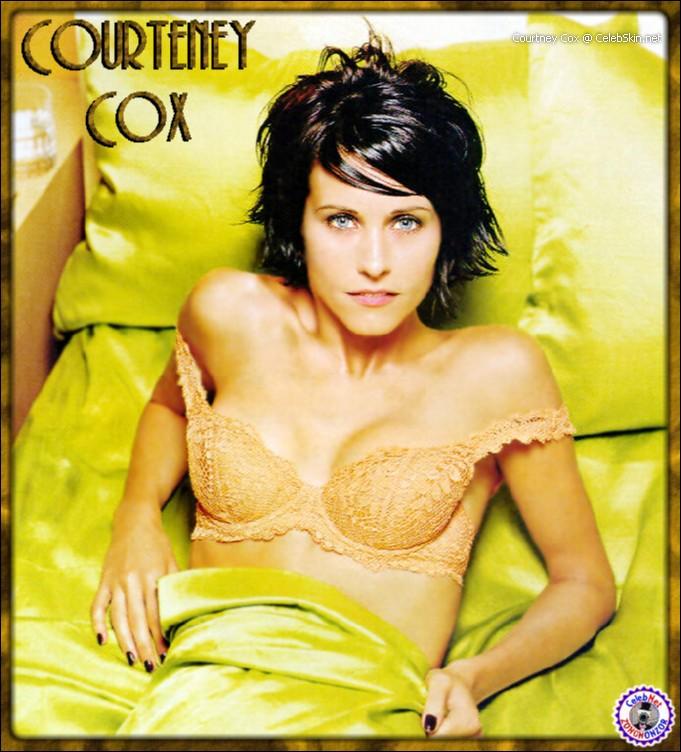 nude photos of courtney cox № 78645