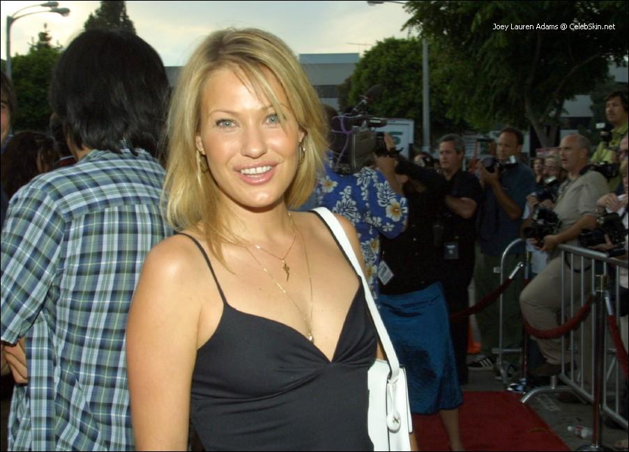 Lauren sex joey adams