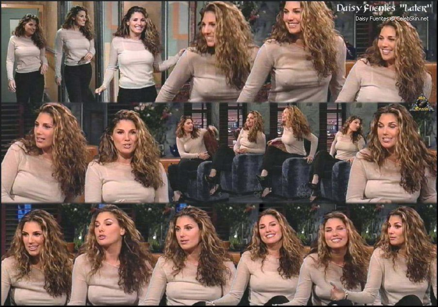 Join. daisy fuentes sex exactly