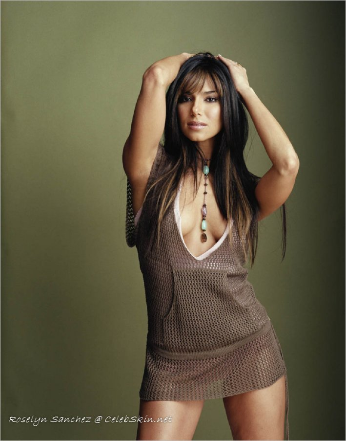 nude pictures of roselyn sanchez № 69750